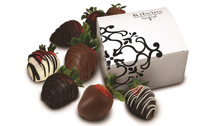 Kilwins - Branson: $11 for Four Groupons, Each Good for $5 Worth of Specialty Candy and Ice Cream at Kilwins ($20 Value)