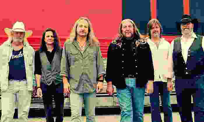 Sierra View Music Fest - JH Ranch: The Marshall Tucker Band at Sierra View Music Fest on Saturday, August 23, at 1:30 p.m. (Up to 52% Off)