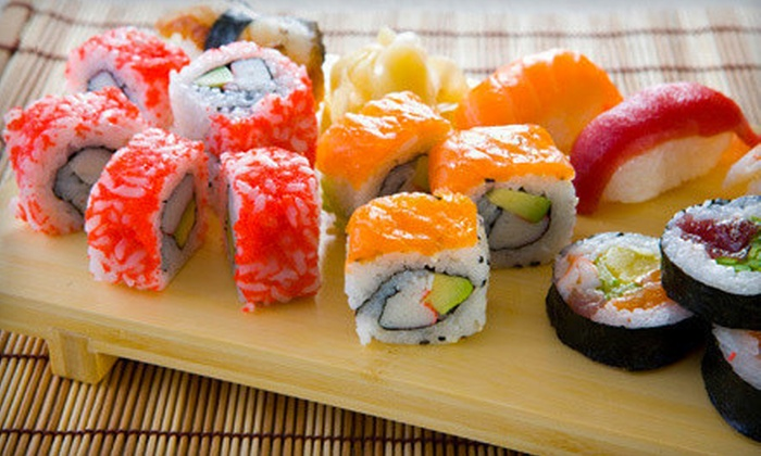 Sushi of Tokyo - Robbinsdale - Crystal - New Hope: Japanese Cuisine and Sushi on Monday–Thursday or Friday or Saturday at Sushi of Tokyo (Half Off)