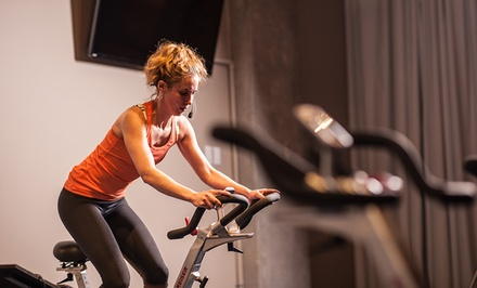 5 Spinning Classes at Cyklus Vancouver (Up to 64% Off)