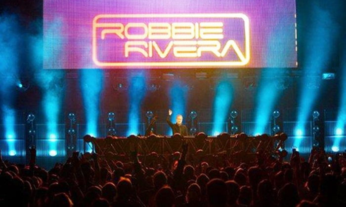 Robbie Rivera - Park City Live: $10 to See Robbie Rivera at Park City Live on Friday, September 27, at 9 p.m. (Up to $22.60 Value)