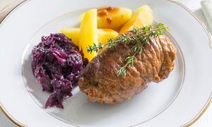 Kawuka Bistro: Śląskie przysmaki: 29,99 zł za groupon wart 50 zł na dowolne dania z menu i więcej w KaWuKa Bistro w Zabrzu