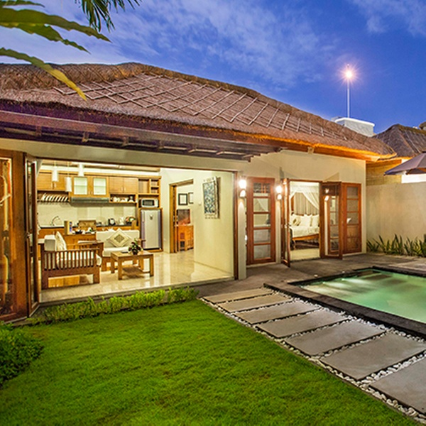 Bali Baliku Beachfront Luxury Private Pool Villas Groupon