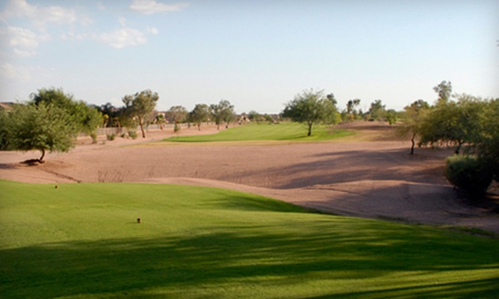 Western Skies Golf Club - Gilbert: 18-Hole Round of Golf for Two or Four with Cart, Balls, and Beer at Western Skies Golf Club (Up to 60% Off)