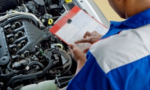 B C L Autocentre: MOT Test and Vehicle Check for £17.95 at BCL Autocentre (67% Off)