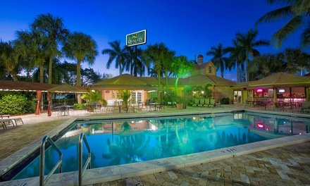 Stay at Quality Inn & Suites Airport/Cruise Port South in Hollywood, FL.