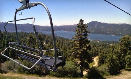 Two-Night Stay with Scenic Sky Chair Tickets and a Kayak Rental at Big Bear Vacations in Big Bear Lake, CA from Big Bear Vacations -