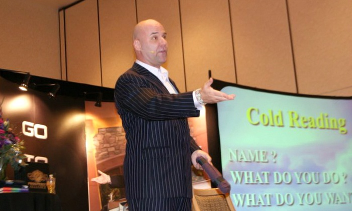 Marshall Sylver Turning Point - The Strip: $595 for One Admission to the Turning Point Seminar from Marshall Sylver Turning Point ($2,995 Value)