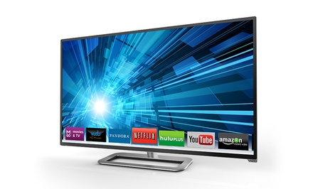 "VIZIO 40"" Razor LED Full HD 1080p 120Hz Smart TV (Refurbished)"