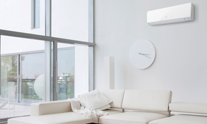 Auckland Energy Solutions: From $1,699 for a Fujitsu Heat Pump and Air-Cooling Unit with Installation Included from Auckland Energy Solutions