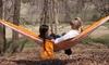 Bear Grylls Hammock with Bug Net and Hanging Kit: Bear Grylls Hammock with Bug Net and Hanging Kit. Free Returns.