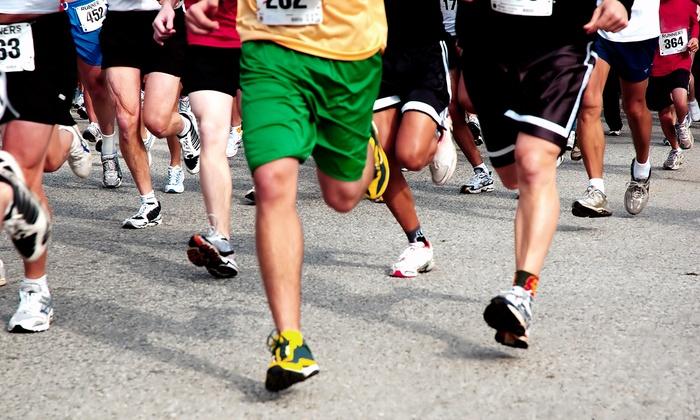 USRA Half Marathon Series - Clarksville: USRA Half Marathon Series 5K or Half Marathon for One or Two (Up to 62% Off)
