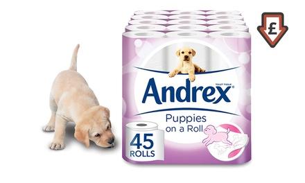 Andrex Toiler Paper Rolls