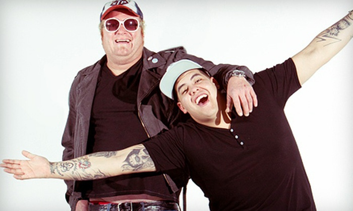 Sublime with Rome, Cypress Hill, Pepper, and HB Surround Sound - Sleep Train Amphitheatre in Chula Vista: $20 for One G-Pass to See Sublime with Rome and Cypress Hill in Chula Vista on July 27 at 6 p.m. (Up to $28.50 Value)
