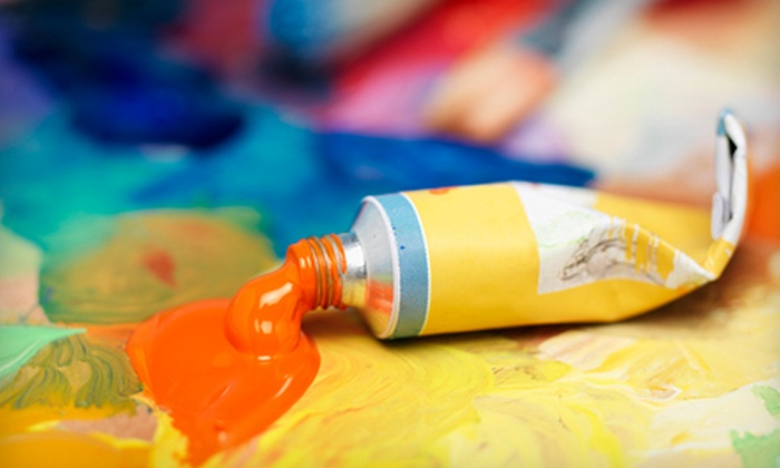 Crossroads Art Center - Near West End: Kids' or Teens' Art Class for One or Two at Crossroads Art Center (Up to 54% Off)