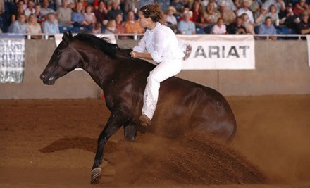 Stacy Westfall Clinic on Fri., May 25: Admission for One (a $20 value) - Five Star Ranch in Campbellville