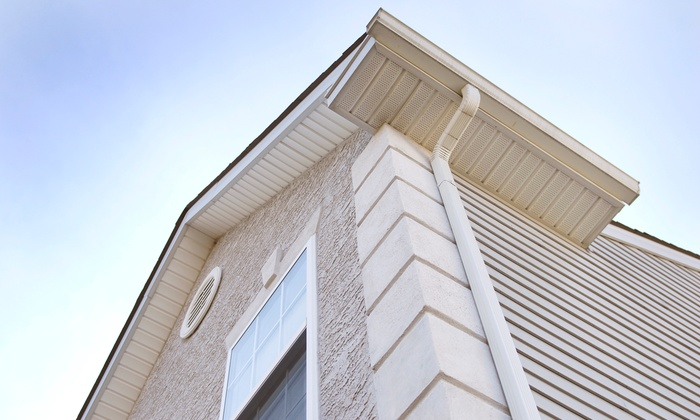 Window Washing & Mor - Sioux Falls: Gutter Cleaning for One or Two Story Home from Window Washing & Mor (51% Off)