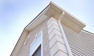 Window Washing & Mor: Gutter Cleaning for One or Two Story Home from Window Washing & Mor (51% Off)
