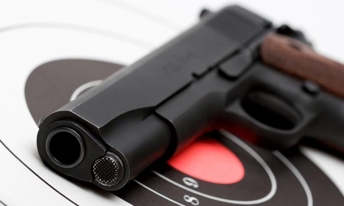 Carolina Ballistics - West Columbia: Gun-Cleaning Service at Carolina Ballistics (50% Off)