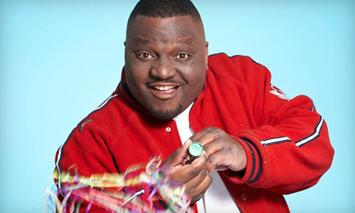 Aries Spears featuring Kabir Singh - The Historic Bal Theatre: Comedians Aries Spears and Kabir Singh at Bal Theatre on Friday, November 16, at 7:30 p.m. or 10 p.m. (Up to $109 Value)