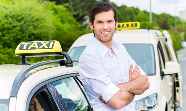Een deal met de taxichauffeur