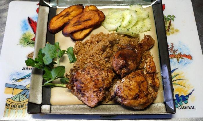Cafe Trinidad - Bronzeville: Trinidadian Cuisine at Cafe Trinidad (40% Off)