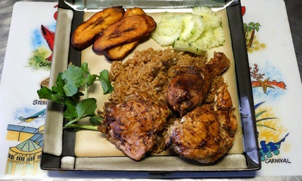 Trinidadian Cuisine at Cafe Trinidad (40% Off)