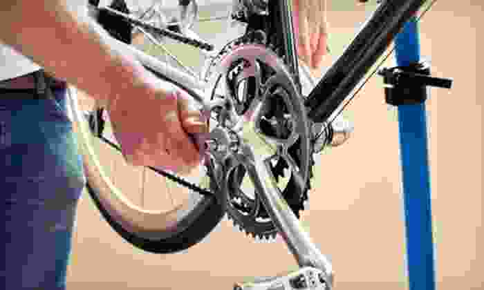 Biketek - Squirrel Hill South: $35 for a Bicycle Tune-Up at Biketek ($69 Value)