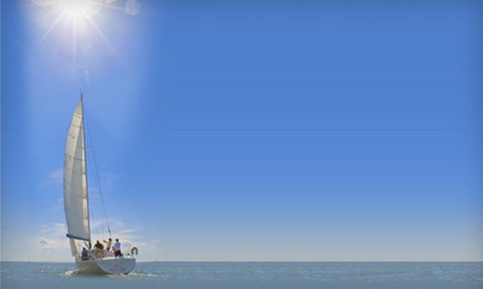 Seven Seas Sailing Center - Buffalo: Two-Hour Picnic Sail for Two or Four from Seven Seas Sailing Center of Buffalo (Up to 60% Off)