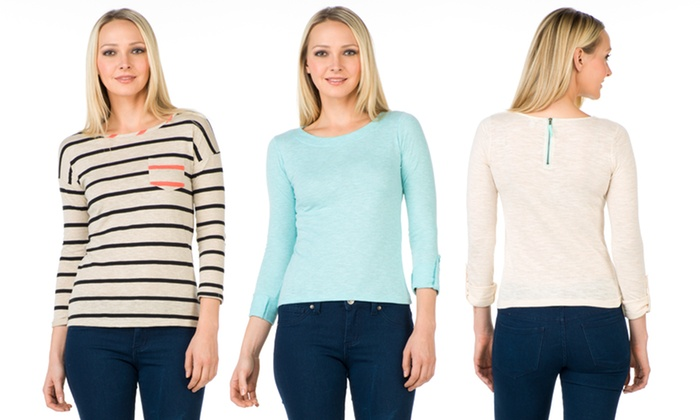 Poof Apparel Women's Tops: Poof Apparel Women's Tops. Multiple Styles Available. Free Returns.