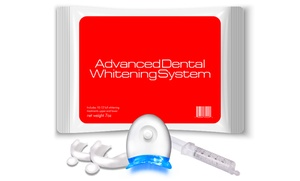 Advanced Teeth Whitening USA: $18 for an Advanced 3D Teeth-Whitening Kit with Lifetime Gel Refills ($149 Value)