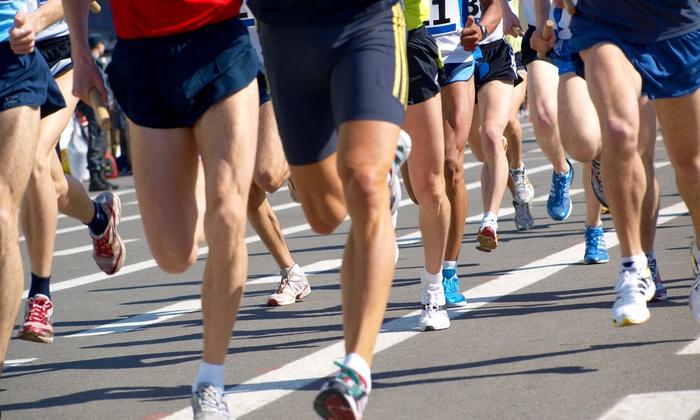 Club 26.2 Marathon Training Programs - North Arroyo: Six Months of Half- or Full-Marathon Training for One or Two at Club 26.2 Marathon Training Programs (Up to 55% Off)