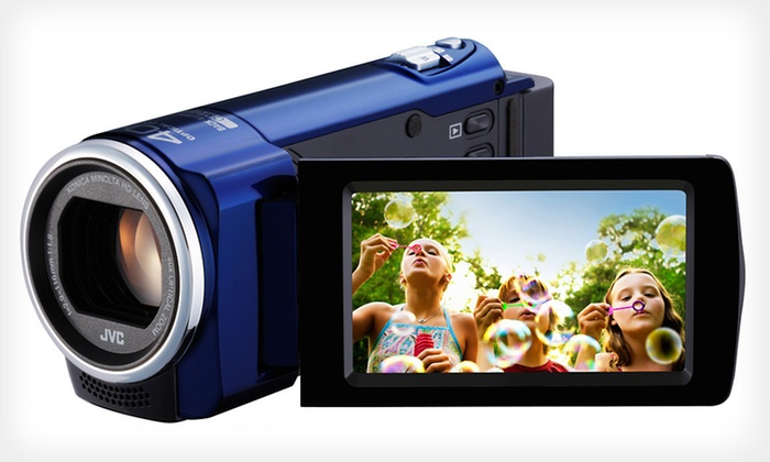 JVC Camcorders: JVC Camcorders (Manufacturer Refurbished) (Up to 47% Off). Free Shipping and Free Returns.