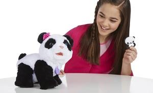 Furreal Friends Baby Panda Pet Groupon Goods