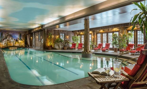 4 Diamond Lakeside Hotel In The Adirondacks