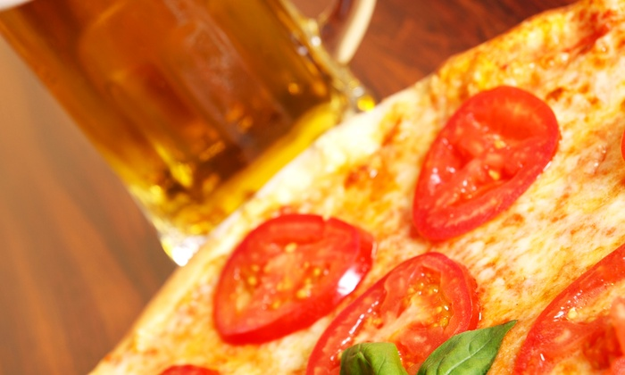 Happys Pizza Pub - West Bloomfield Township: $10 for $20 Worth of Pizza and Pub Food at Happy's Pizza & Pub