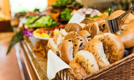 Ontbijtbuffet voor 2 personen incl. cava bij Strandhotel Blankenberge