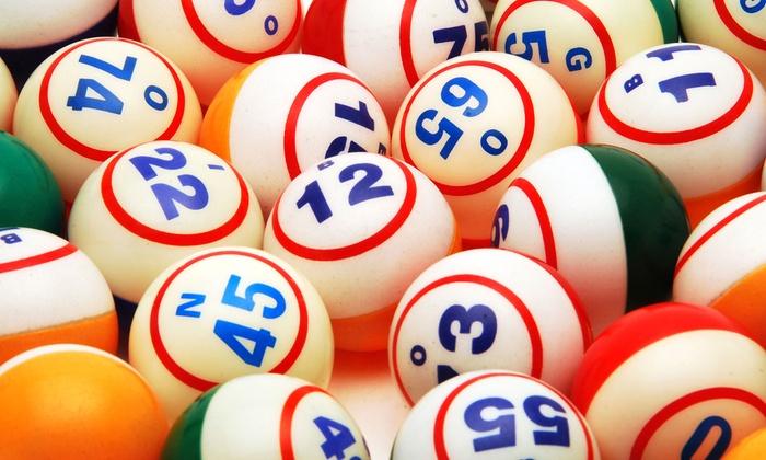 Arizona American Italian Club - Camelback East: 20 Games of Bingo for One or Two at the Arizona American Italian Club (Up to 53% Off)