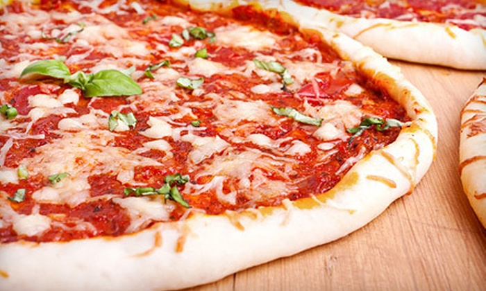 Nick's Pizza and Gelato - Clear Lake: Italian Food at Nick's Pizza and Gelato (Half Off). Two Options Available.