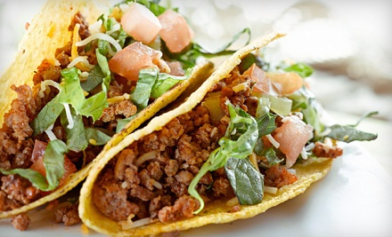 $20 Groupon to Taco Hut - Taco Hut in Rancho Cucamonga