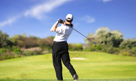 18-Hole Round of Golf for Two or Four at Riverside Golf (Up to 58% Off)