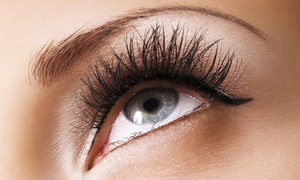 Kathy Nikbakht: Permanent Upper or Lower Eyeliner, Both, or Permanent Eyebrow Makeup from Kathy Nikbakht (Up to 67% Off)