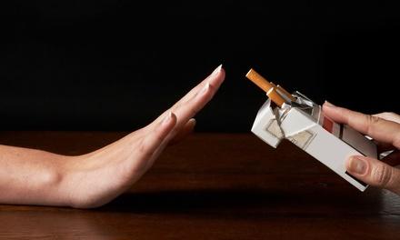 Terapia cognitiva para eliminar la ansiedad o de láser para combatir el tabaco con sesión de refuerzo desde 49 €