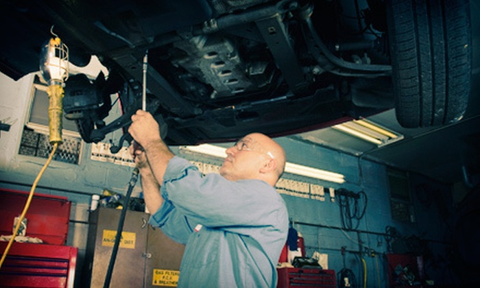 The Wrench-it Center - Glendale: $39 for a Four-Wheel Alignment at The Wrench-it Center ($99 Value)