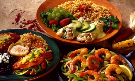 Gourmet Mexican and Caribbean Cuisine at El Kiosko (Up to 50% Off). Two Options Available.
