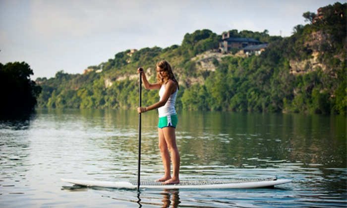 SUP Paddleboard - Northgate - Big Ridge: One-Hour Standup-Paddleboard Rental for Two or Four at SUP Paddleboard (Up to 52% Off)