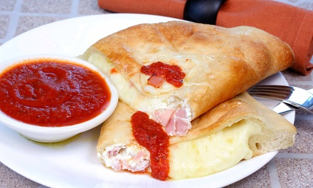 Italian-American Food for Lunch or Dinner at Vic's Family Restaurant (Up to 40% Off). Four Options Available.