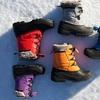 Oaki Children's Winter Snow Boots (Sizes 6 & 7)