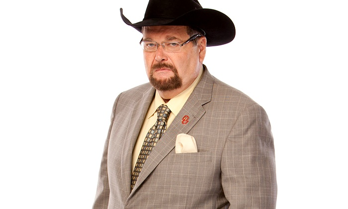 """RINGSIDE: An Evening with Jim Ross - House of Blues New Orleans: """"RINGSIDE: An Evening with Jim Ross"""" at House of Blues New Orleans on April 3 (Up to 50% Off)"""