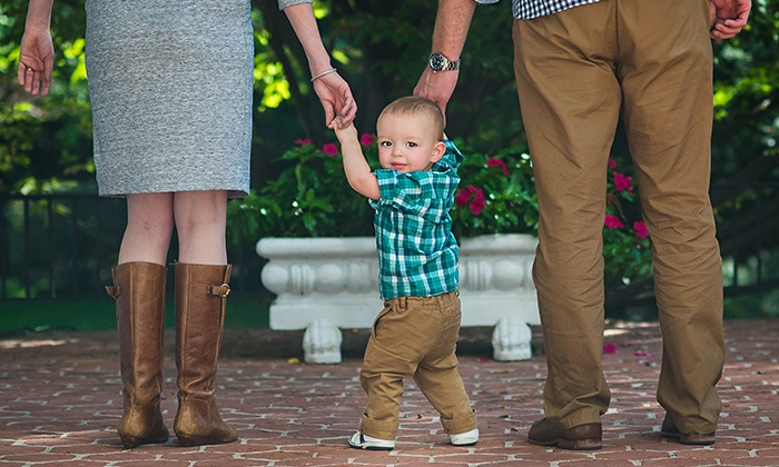 Jenny Lynn Photography - Grey Rock Mansion: $69 for a 45-Minute On-Location Photo-Shoot Package with Prints from Jenny Lynn Photography ($245 Value)